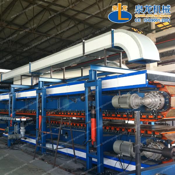 聚氨酯夹芯板生产线(PU)