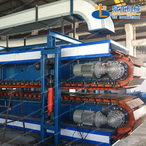 聚氨酯复合板生产线(PU)